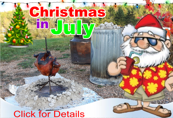 Christmas In July Camping.Christmas July 2019 2 All Done Rv Camping