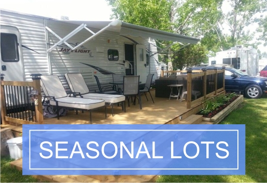 Seasonal Lots Available
